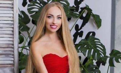 Alena Kravchenko on oikean elämän Tähkäpää