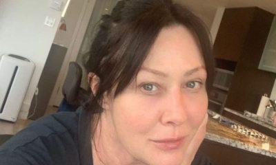 Shannen Doherty kritisoi suorasanaisesti Hollywoodin luomia kauneusihanteita ja poseeraa meikittömänä