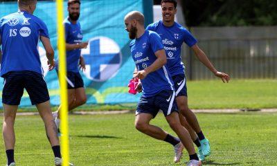 Jänniä kisahetkiä Suomen pelissä Euro 2020 kisoissa
