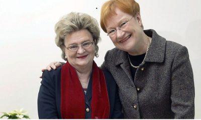 Kirjailija Laila Hirvisaari on kuollut