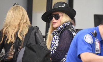 Madonnan kasvot herättivät huomiota Instagramissa