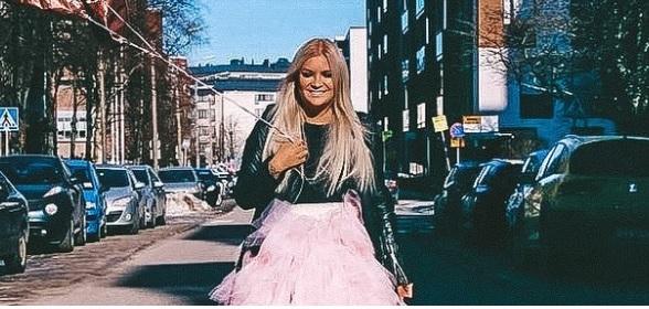 Rea Tallgren meinasi heittää miehensä ulos: syynä pieru