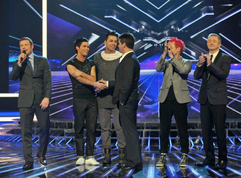 Britannian X Factor laulukilpailu lopetetaan 17 vuoden jälkeen