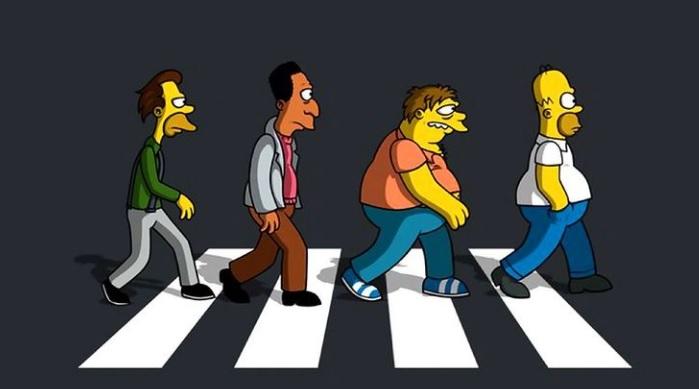 Simpsonit osuneet taas toikeaan ennustuksessaan