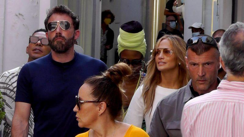 Jennifer Lopez on päässyt yli exästään