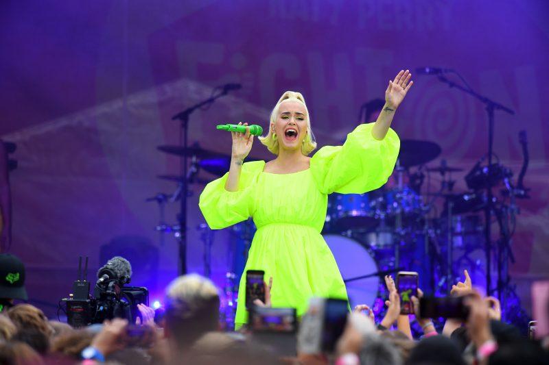 Katy Perry ja Orlando Bloom lomalla Italiassa