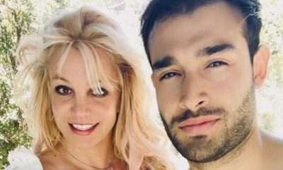 Britney Spears ja Sam Ashgari menivät kihloihin