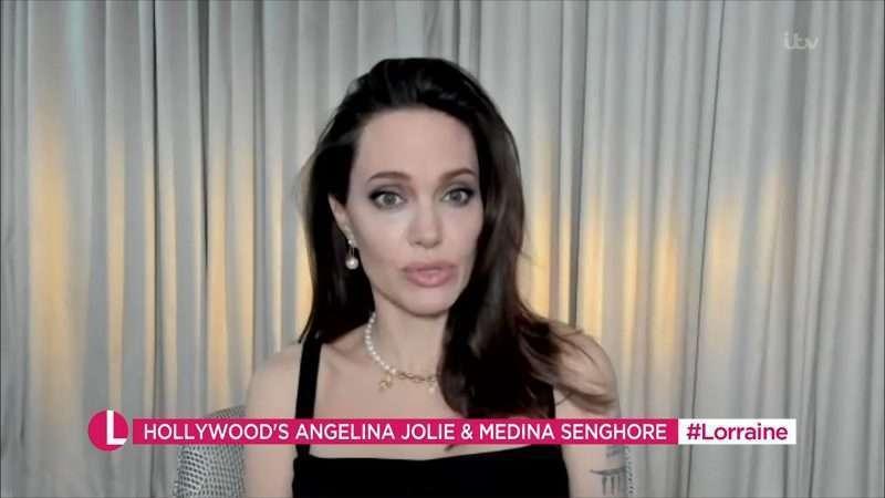 Angelina Jolie on hurahtanut mehiläisiin: näyttää, miten mehiläisiä hoidetaan