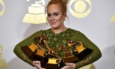 """Adelen uusi single rikkoi Spotifyn päiväennätyksen ja video sai ihmiset itkemään: """"Iho menee kananlihalle"""""""