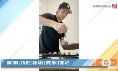 """Brooklyn Beckham sai osakseen kuittailua TV-esiintymisen jälkeen: """"Tämän on pakko olla vitsi"""""""