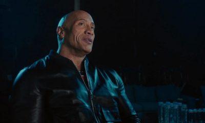 """Dwayne Johnson supersankarin roolissa - rooli sopii """"The Rockille"""" kuin nenä päähän"""
