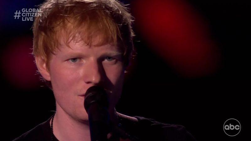 Ed Sheeranin kaksoisolento hämmästyttää Britanniassa - suorittaa ruokaostoksetkin yöaikaan