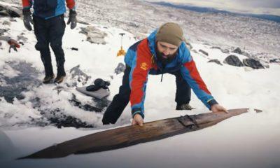 Esihistorialliset sukset löydetty Norjasta - suksilla on ikää jopa 1300 vuotta