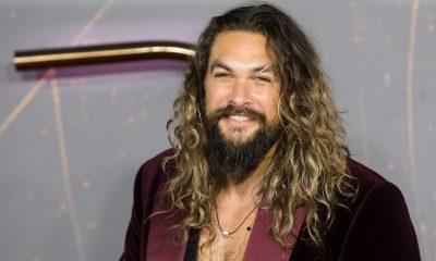 """Jason Momoa uudessa Aquaman 2-elokuvassa: """"Olen ikääntyvä supersankari"""""""