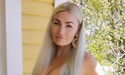 """Marika Fingerroosin kurvit säväyttävät sosiaalisessa mediassa: """"Naama ja tukka kampaamatta"""""""