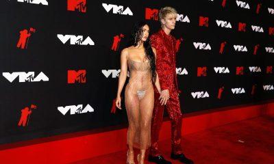 Megan Foxin ja Machine Gun Kellyn haastattelua jouduttiin sensuroimaan - sopimatonta puhetta kameralle