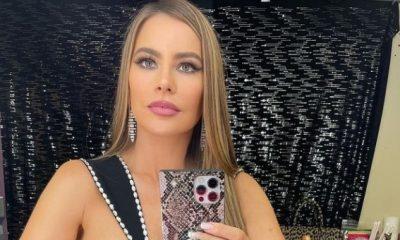 Sofia Vergara vietti kansallista kahvipäivää alasti: vain kahvipavut peittivät intiimialueet