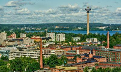 Tampereelle tulossa robottiautot - asiakkaita kuljetetaan ilmaiseksi
